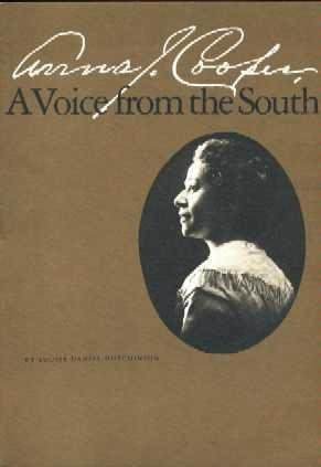 9780874745283: Anna J. Cooper: A Voice From the South