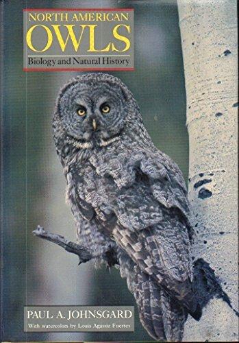 North American Owls: Biology and Natural History: Johnsgard, Paul A.