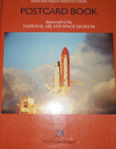 9780874747591: National Air and Space Museum : Spacecraft (Postcard Books - 10 pack)