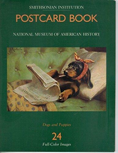 9780874747607: DOGS & PUPPIES POSTCD PB (10) (Postcard Book)