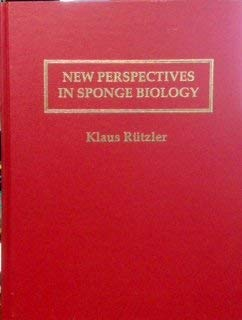 9780874747843: New Perspectives in Sponge Biology