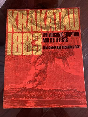 9780874748413: Krakatau 1883, The Volcanic Eruption and Its Effects