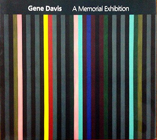 Gene Davis: A Memorial Exhibition: Serwer, Jacquelyn Days
