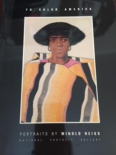 9780874748611: To Color America. Portraits by Winold Reiss