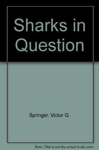 9780874748789: SHARKS IN QUESTION