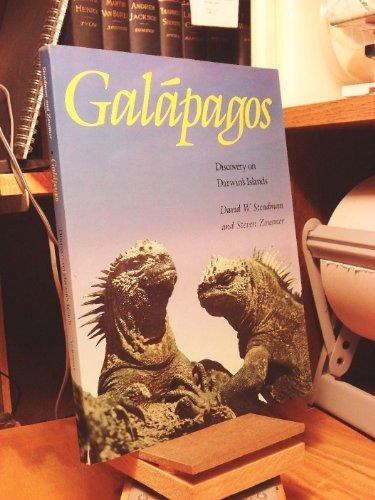 9780874748826: Galapagos : Discovery on Darwin's Island