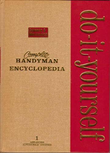 9780874757019 complete handyman do it yourself encyclopedia top search results from the abebooks marketplace solutioingenieria Choice Image