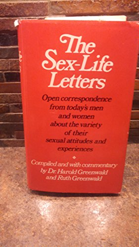 9780874770056: The sex-life letters