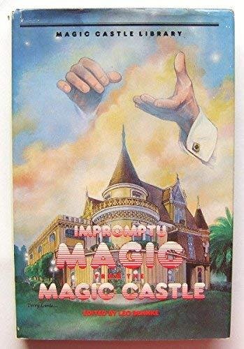 Impromptu Magic from the Magic Castle (Magic Castle Library) by Behnke, Leo: Robert W. Harris