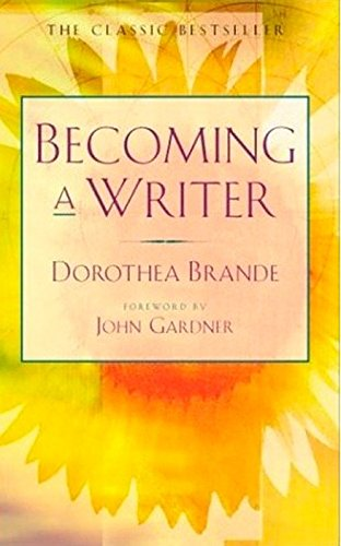 9780874771640: Becoming a Writer