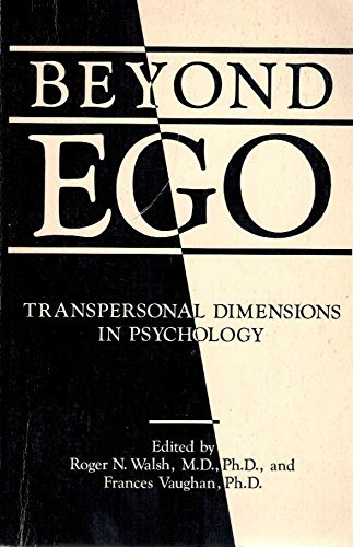 9780874771756: Beyond Ego: Transpersonal Dimensions in Psychology