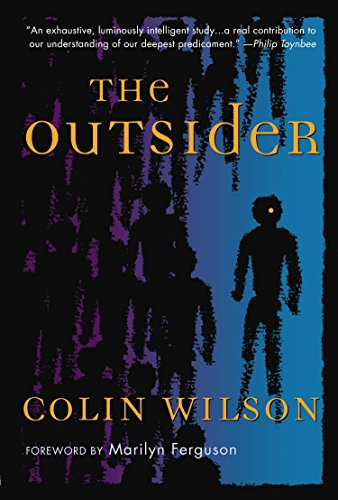 9780874772067: The Outsider