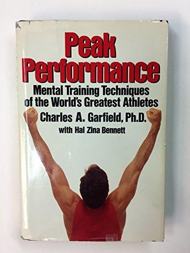 9780874772142: Peak Performance