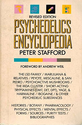 Psychedelics Encyclopedia: Stafford, Peter G.