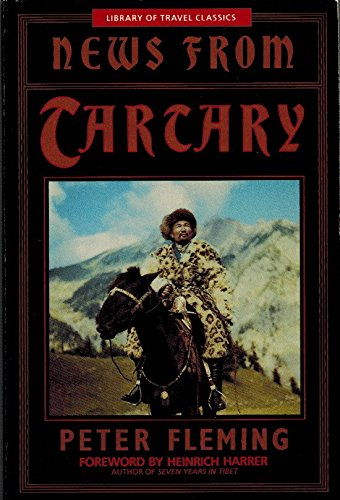 9780874772340: News From Tartary (Library of Travel Classics)