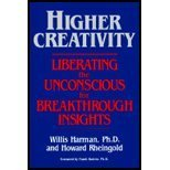 9780874772937: HIGHER CREATIVITY- LIBERATING THE UNCONSCIOUS FOR BREAKTHROUGH INSIGHTS