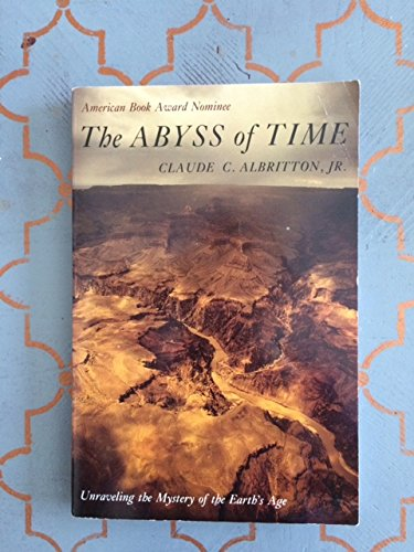 9780874773897: The Abyss of Time: Changing Conceptions of the Earth's Antiquity After the Sixteenth Century