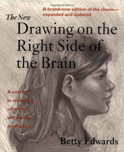9780874774191: The New Drawing on the Right Side of the Brain