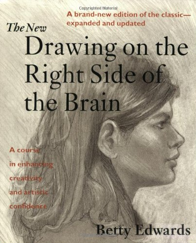 9780874774245: The New Drawing on the Right Side of the Brain