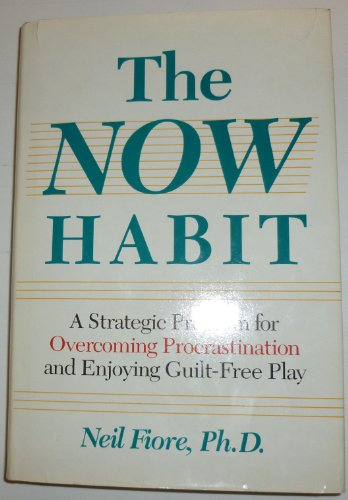 9780874774603: The Now Habit