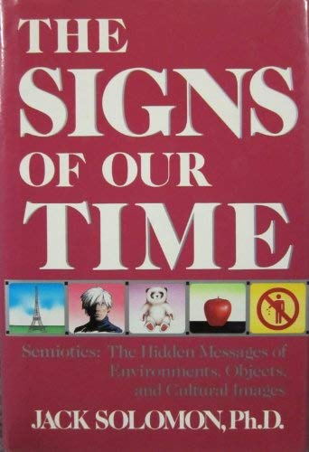 9780874774795: The Signs of our Time
