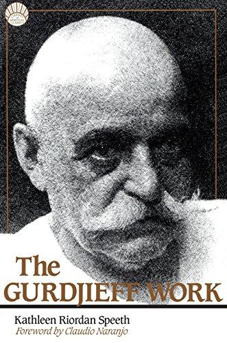 9780874774924: The Gurdjieff Work (Library of Spiritual Classics)