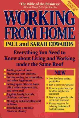 9780874775822: Working from Home