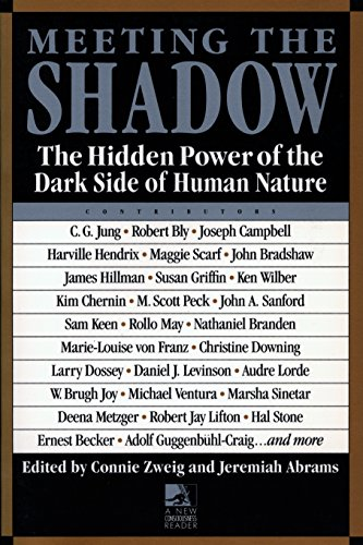9780874776188: Meeting the Shadow: The Hidden Power of the Dark Side of Human Nature