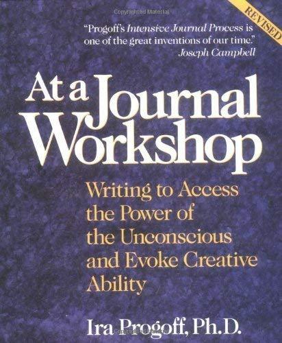 9780874776270: At A Journal Workshop