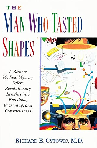 9780874777383: The Man Who Tasted Shapes