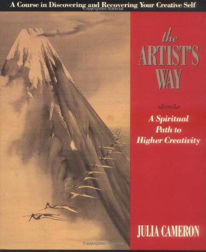 9780874778212: The Artist's Way: A Spiritual Path to Higher Creativity (Inner Work Book)