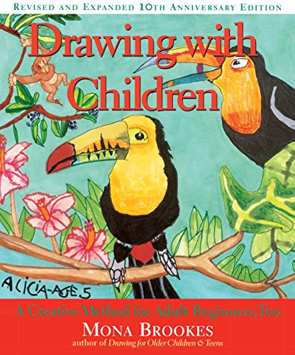 9780874778274: Drawing With Children: A Creative Method for Adult Beginners, Too