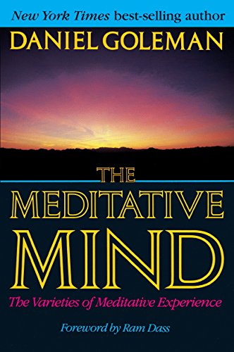 9780874778335: The Meditative Mind: The Varieties of Meditative Experience