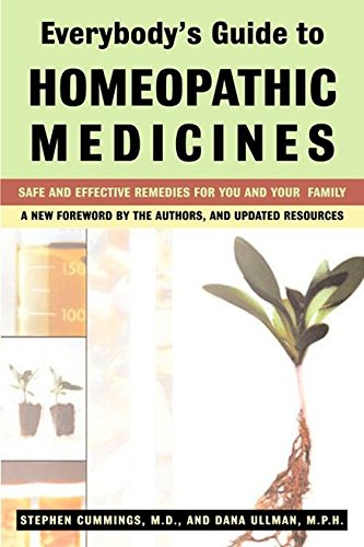 9780874778434: Everybody's Guide to Homeopathic Medicines