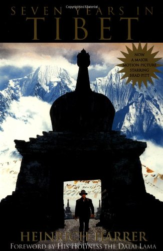 9780874778885: Seven Years in Tibet