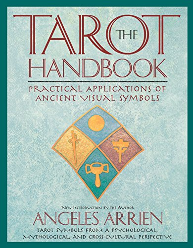 9780874778953: The Tarot Handbook: Practical Applications of Ancient Visual Symbols