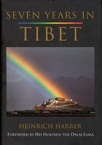 9780874779035: Seven Years in Tibet