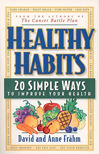 9780874779189: Healthy Habits: 20 Simple Ways to Improve Your Health
