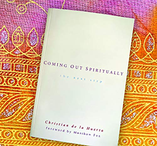 Coming Out Spiritually: the next step.