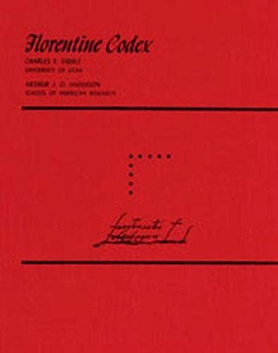 9780874800067: Florentine Codex: Book 9: Book 9: The Merchants (Florentine Codex; A General History of the Things of New Spain)