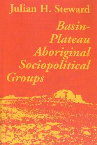 9780874800142: Basin-Plateau Aboriginal Sociopolitical Groups (Smithsonian Institution Bureau of American Ethnology Bulletin, No 20)
