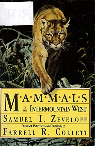 9780874803273: Mammals of the Intermountain West