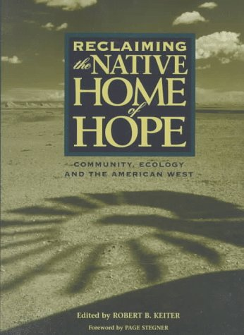 9780874805581: Reclaiming The Native Home Of Hope