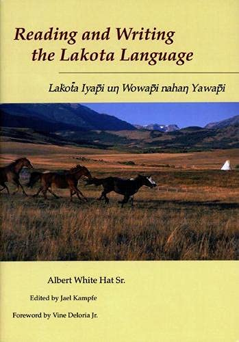 9780874805727: Reading and Writing the Lakota Language