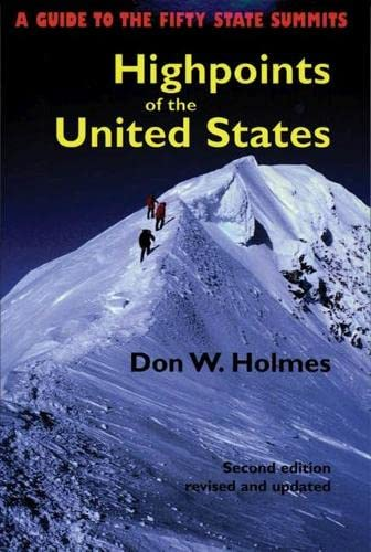 9780874806458: Highpoints of the United States: A Guide to the Fifty State Summits