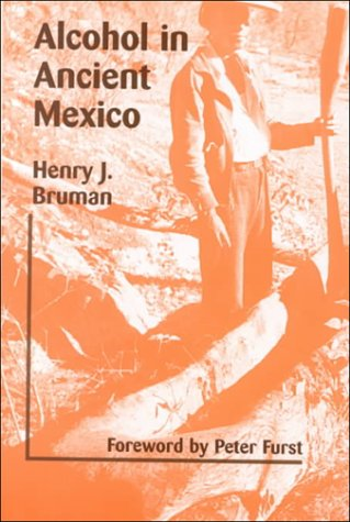 9780874806588: Alcohol In Ancient Mexico
