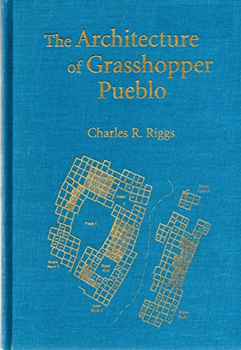 9780874806878: Architecture Of Grasshopper Pueblo