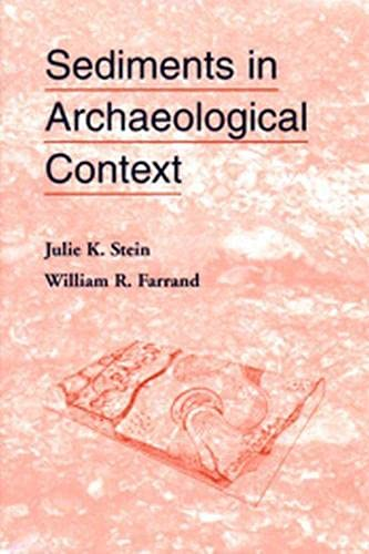 9780874806915: Sediments in Archaeological Context