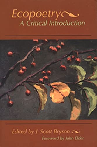 9780874807011: Ecopoetry: A Critical Introduction