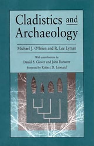 9780874807752: Cladistics and Archaeology